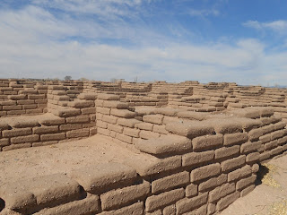 kuaua pueblo ruins