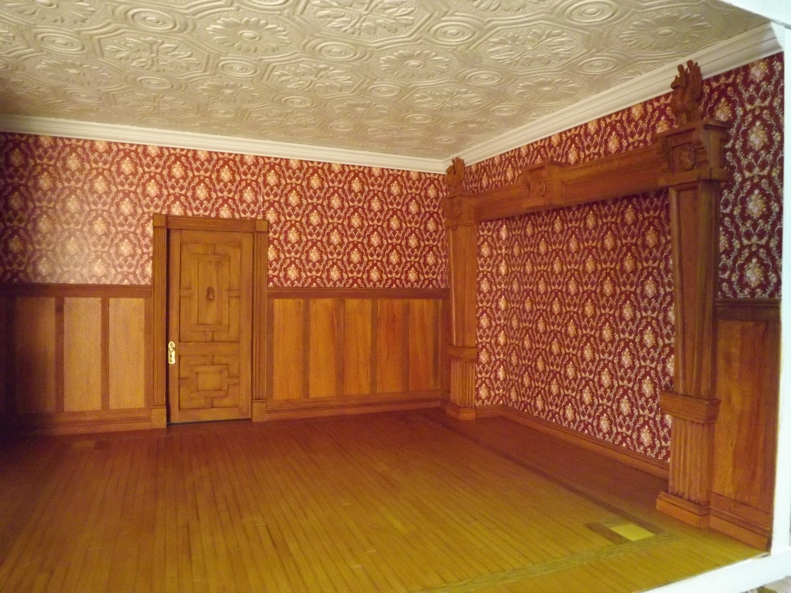 Groovy Late Victorian English Manor Dollhouse 1 12 Miniature From Download Free Architecture Designs Griteanizatbritishbridgeorg