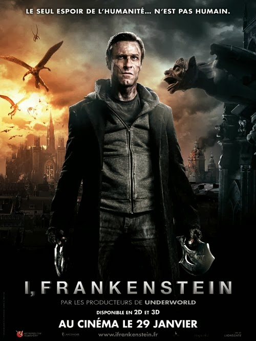 I, Frankenstein - film streaming