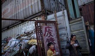 rumah setinggan china