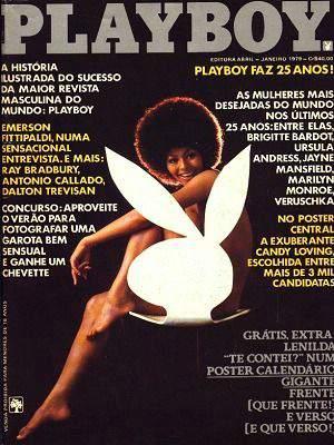 Confira as fotos de Darine Stern, capa da Playboy de janeiro de 1979!