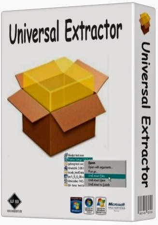 Universal Extractor 1.6.1 2015 Free Download