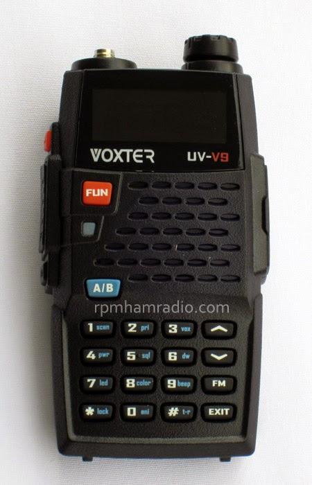VOXTER UV-V9 TRI BAND