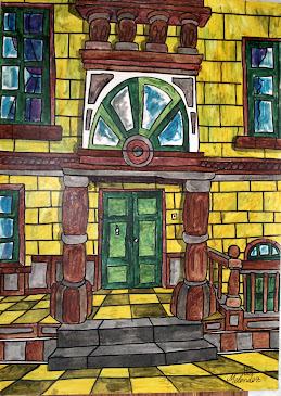 Casa inglesa 19-9-93