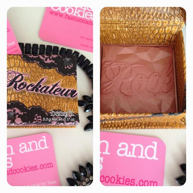 Sephora haul, Fashion and Cookies, fashion blog, Benefit Rockateur blush