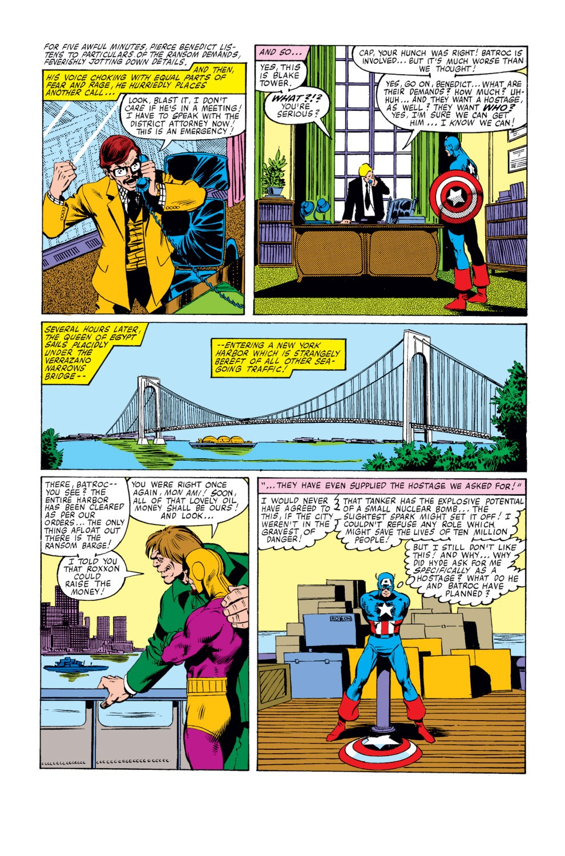 Captain America (1968) Issue #251 #166 - English 19