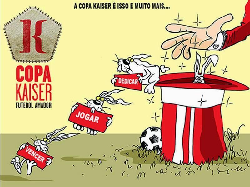 Confira o complemento da 1ª rodada da Copa Kaiser Série A que acontece no sábado!