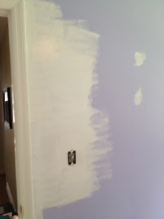 Goodbye purple room