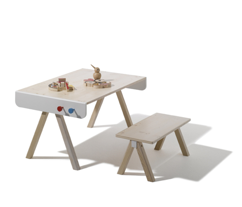 I saw Richard Lampert Kids Only Collection in some catalog presenting  Germain Fair called IMM Cologne  Its a range of designer furniture for  children. Rafa kids   Richard Lampert kids furniture collection and