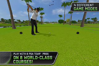 Tiger Woods PGA Tour 12 ANDROID 2.1