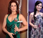 Concorrendo com Claudia Raia (Ti Ti Ti) e Mariana Ximenes (Passione), .