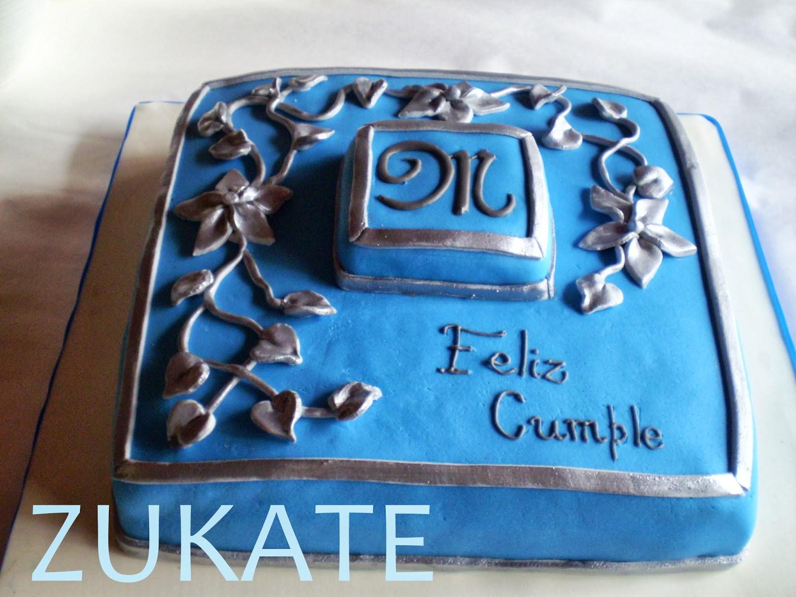 Torta para 18 a os hombre imagui for Decoracion 80 anos hombre