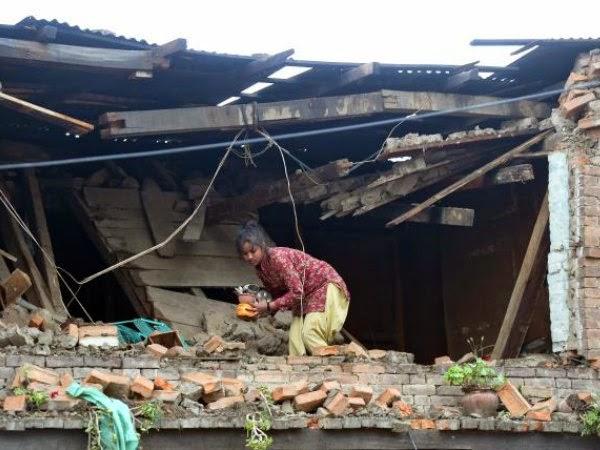 Formas de ayudar a las víctimas del terremoto de Nepal