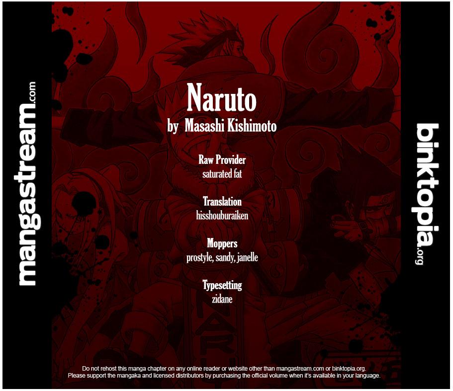 Naruto chap 532 Trang 18 - Mangak.info