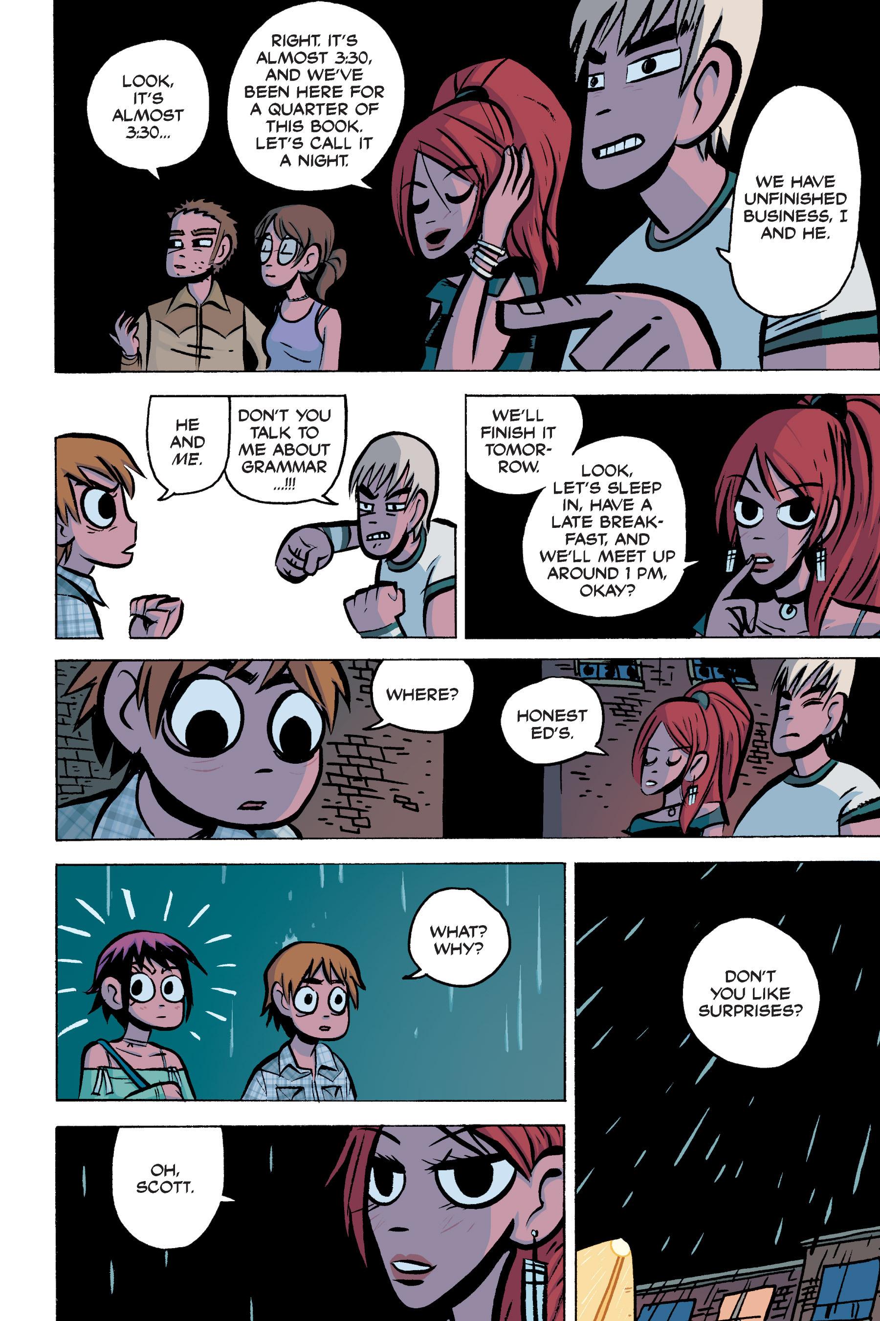 Read online Scott Pilgrim comic -  Issue #3 - 40