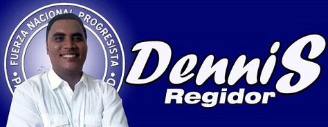 DENNIS SANCHEZ....REGIDOR 2016