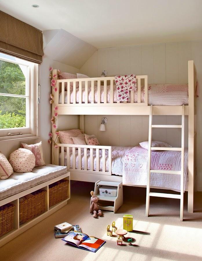 Una habitacion para dos hermanos - Habitacion dos ninos ...