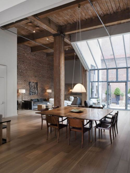 Design Ideas For Loft Living