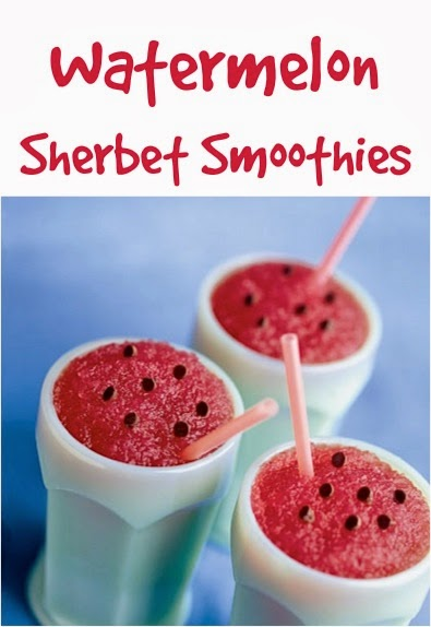 how to make a watermelon smooothie