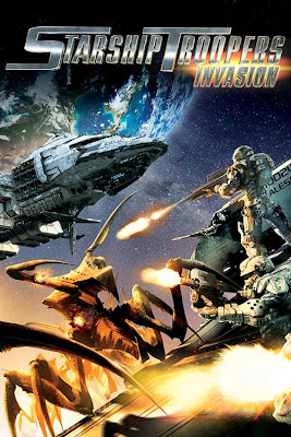 Starship Troopers: Invasion Streaming Film