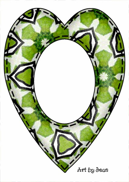 ArtbyJean - Paper Crafts: Twelve different heart shaped scrapbook ...