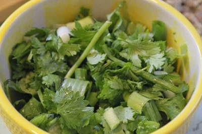 Vietnamese Recipes Vegetarian - Mì Quảng Chay