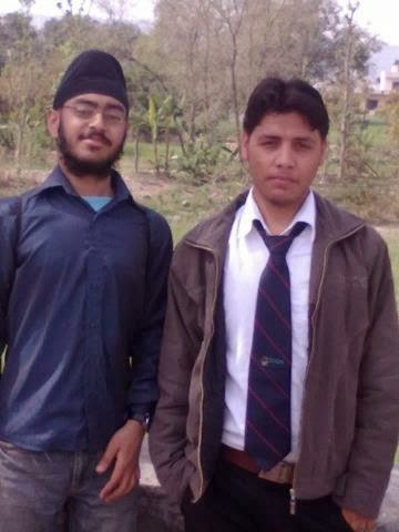 Bhagwant and Amit