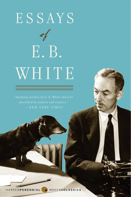 Essays of eb white