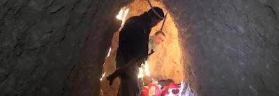 buongiornolink - Sinjar, scoperta la città sotterranea dell'Isis i tunnel usati per difendersi dai curdi