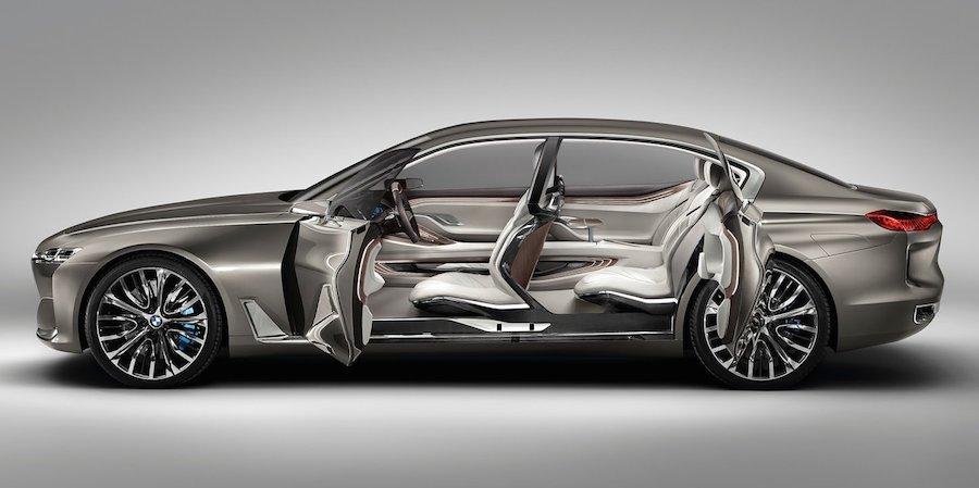 BMWがマイバッハに対向する超高級車「9シリーズ」を検討中!?