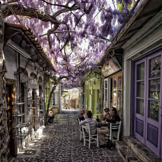 Molyvos - Lesvos Grecia Greece