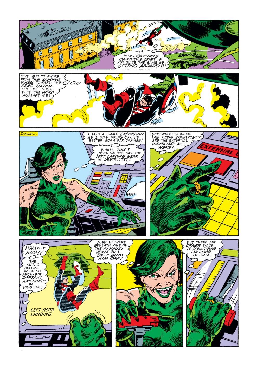 Captain America (1968) Issue #343 #273 - English 8
