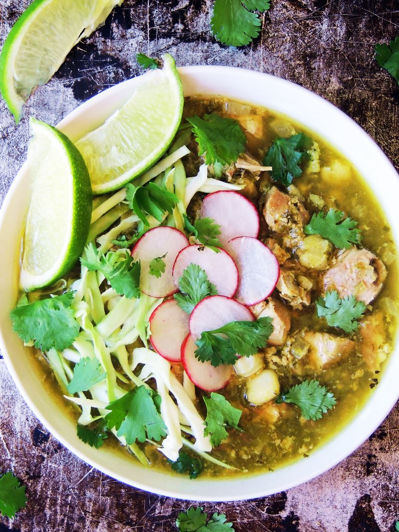 Posole recipe pork for slow cooker