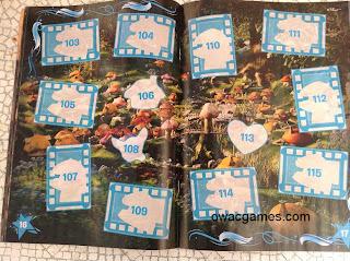 Los Pitufos 2 páginas interiores