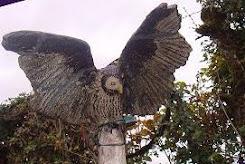 oiseau en grès*