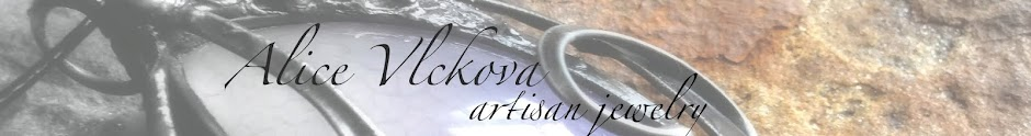 Alice Vlckova artisan jewelry