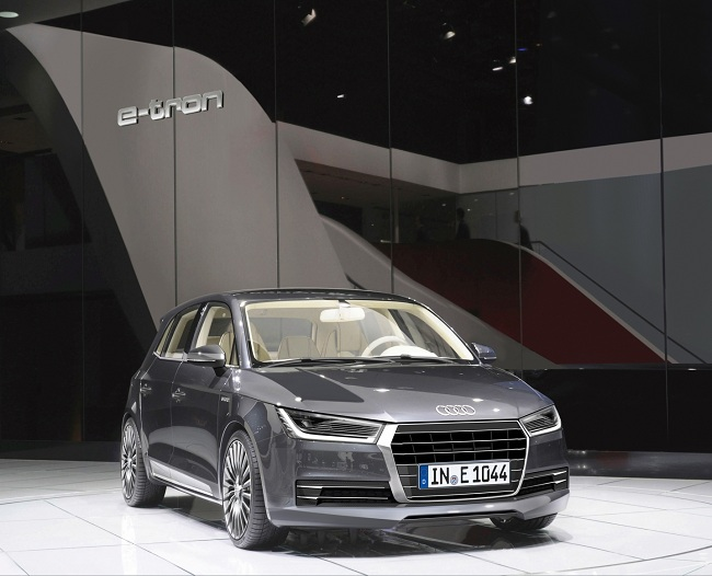 Audi Plans LitreCar Either Based On A Or Q Coupe Rusdi Best - Larson audi