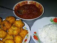 Perkedel Bondon, Kuliner Bandung Malam Hari