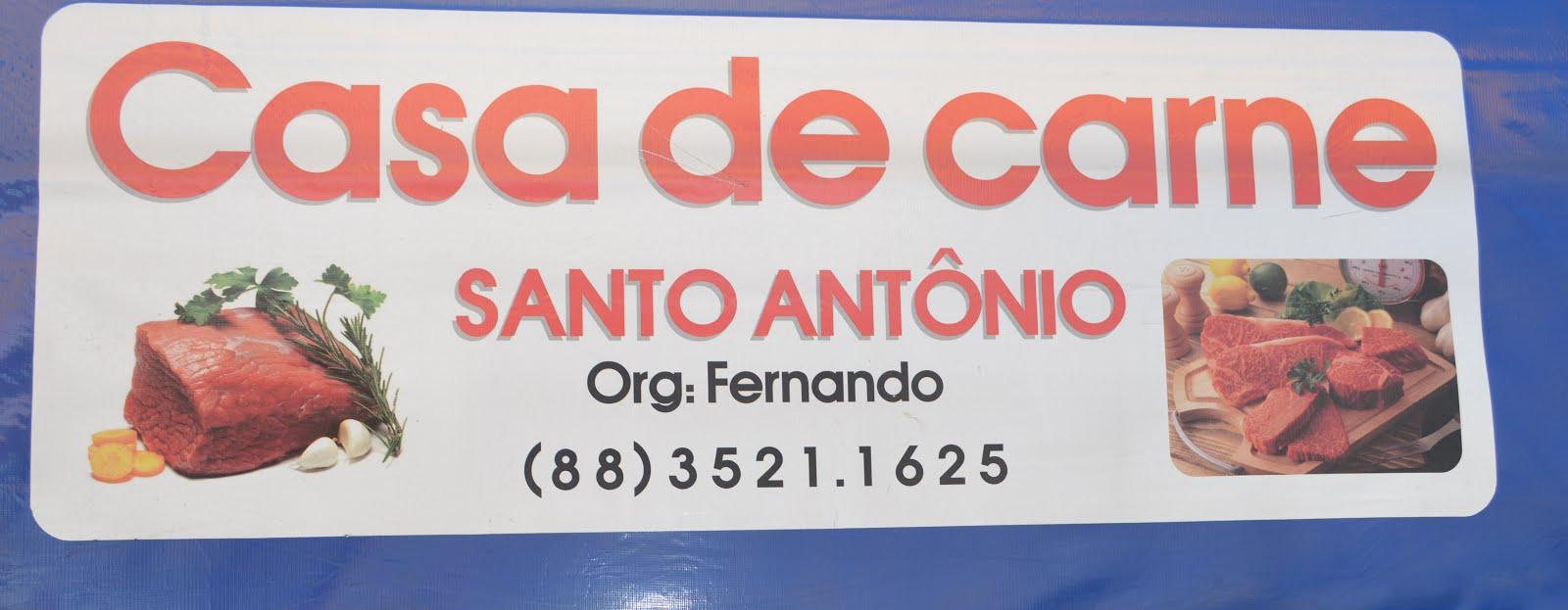 CASA DE CARNES SANTO ANTONIO