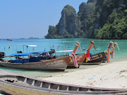 Railay Bay, PHi PhI Island tour. (img )