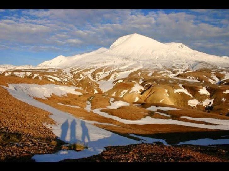 nevadas en Islandia