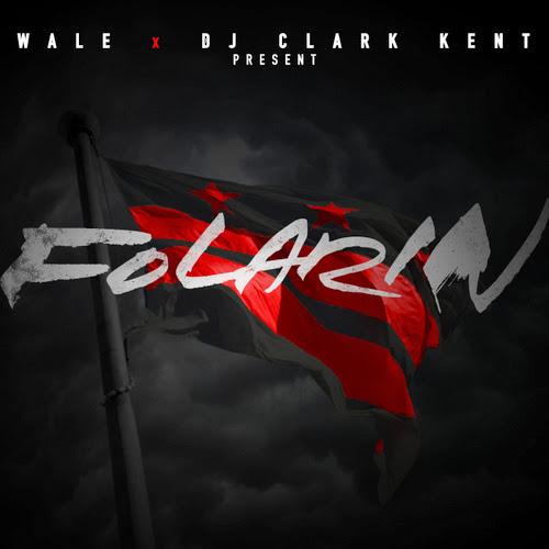 Wale - Folarin  Cover