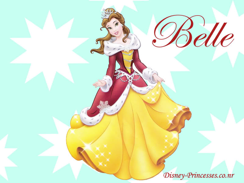 The Disney Princess Wish You A Merry Christmas Oh My