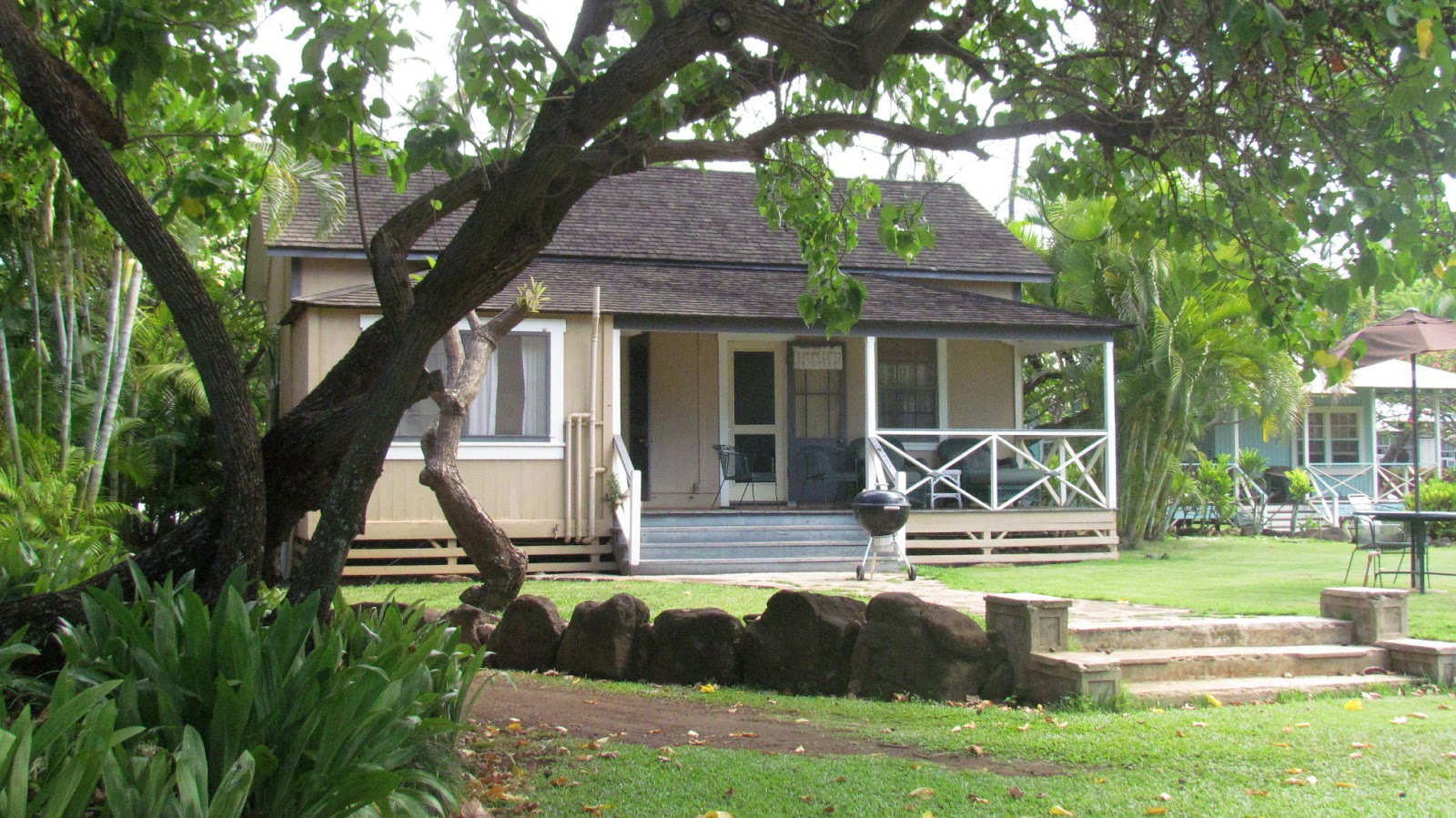 aunt gretchen joins the blogosphere kauai part 1 waimea plantation rh auntgretchensblog blogspot com kauai plantation cottages poipu kauai hawaii waimea plantation cottages