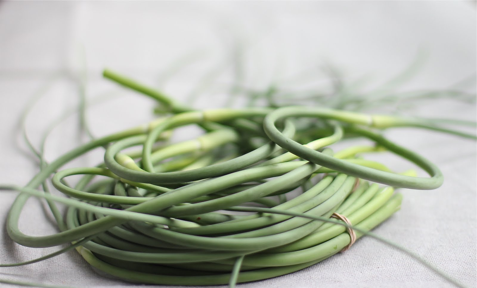 Garlic Scapes Have A Short Season, So Be Sure To Snatch Some Up.