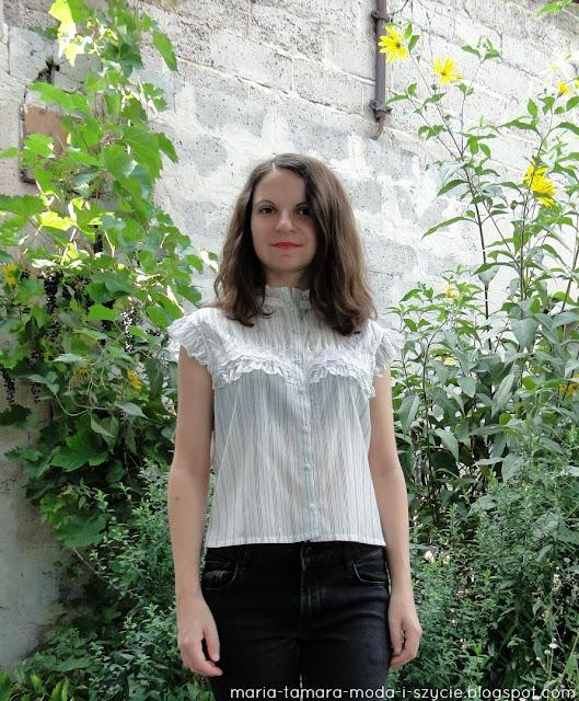 bluzki bawełniane damskie