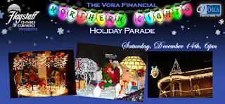 Northern Lights Holiday Parade