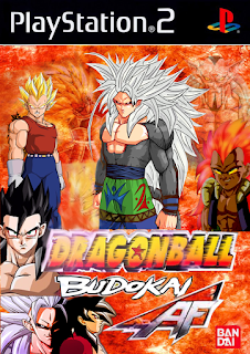 Dragon Ball Budokai AF Ps2 Iso Ntsc Mega Juegos Para PlayStation 2