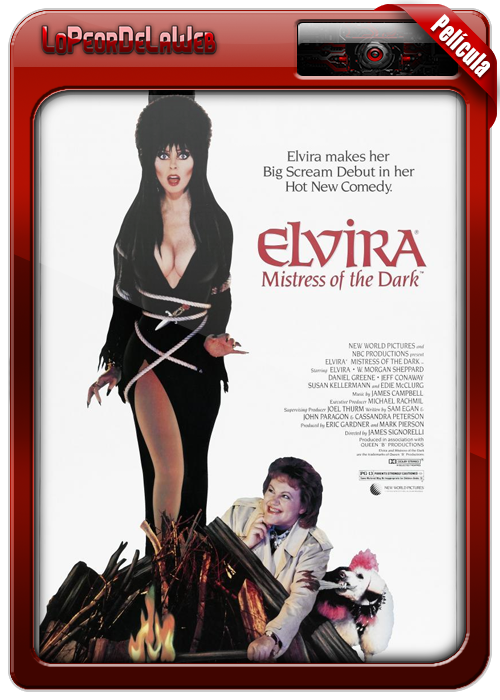 Elvira, Mistress Of The Dark (1988) 720p H264 Dual Mega
