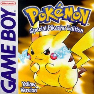 Pokemon Amarillo Gba